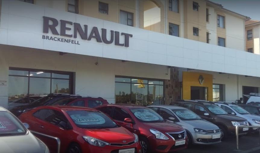 Motus Renault Brackenfell dealer image0