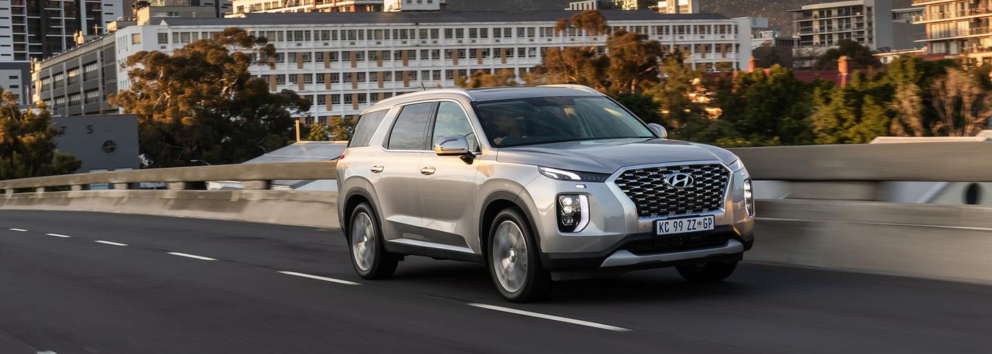 Hyundai's new flagship, the Palisade is now on sale in SA