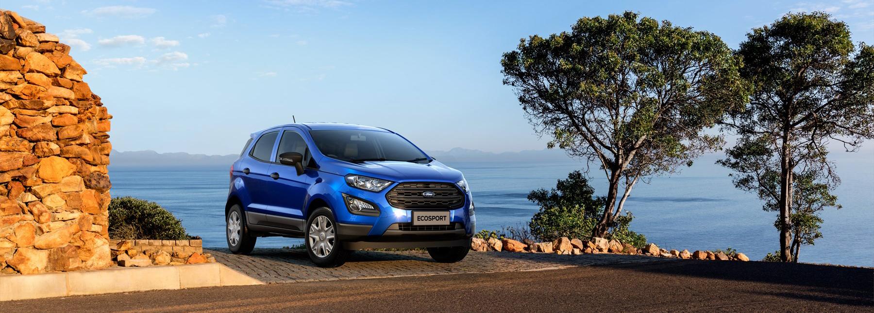 Ford expands EcoSport range