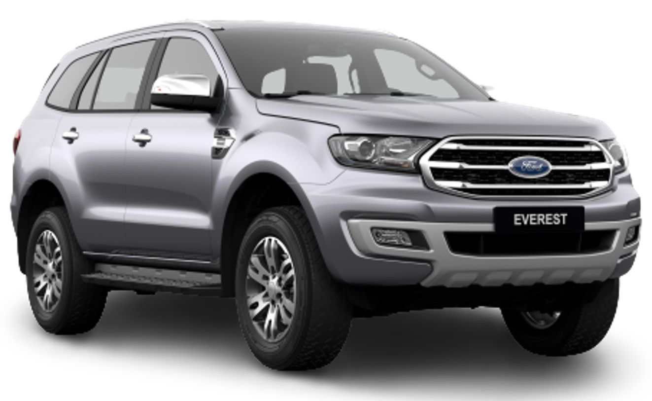 Ford Everest Turbo from only R8 899pm  banner
