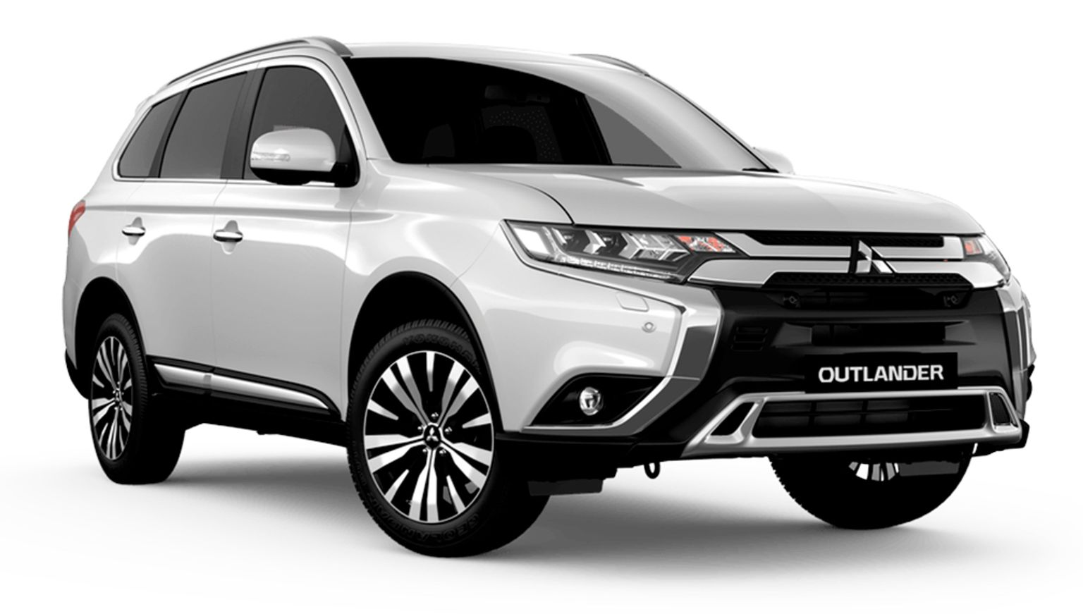 Mitsubishi Outlander from only R5 999pm banner