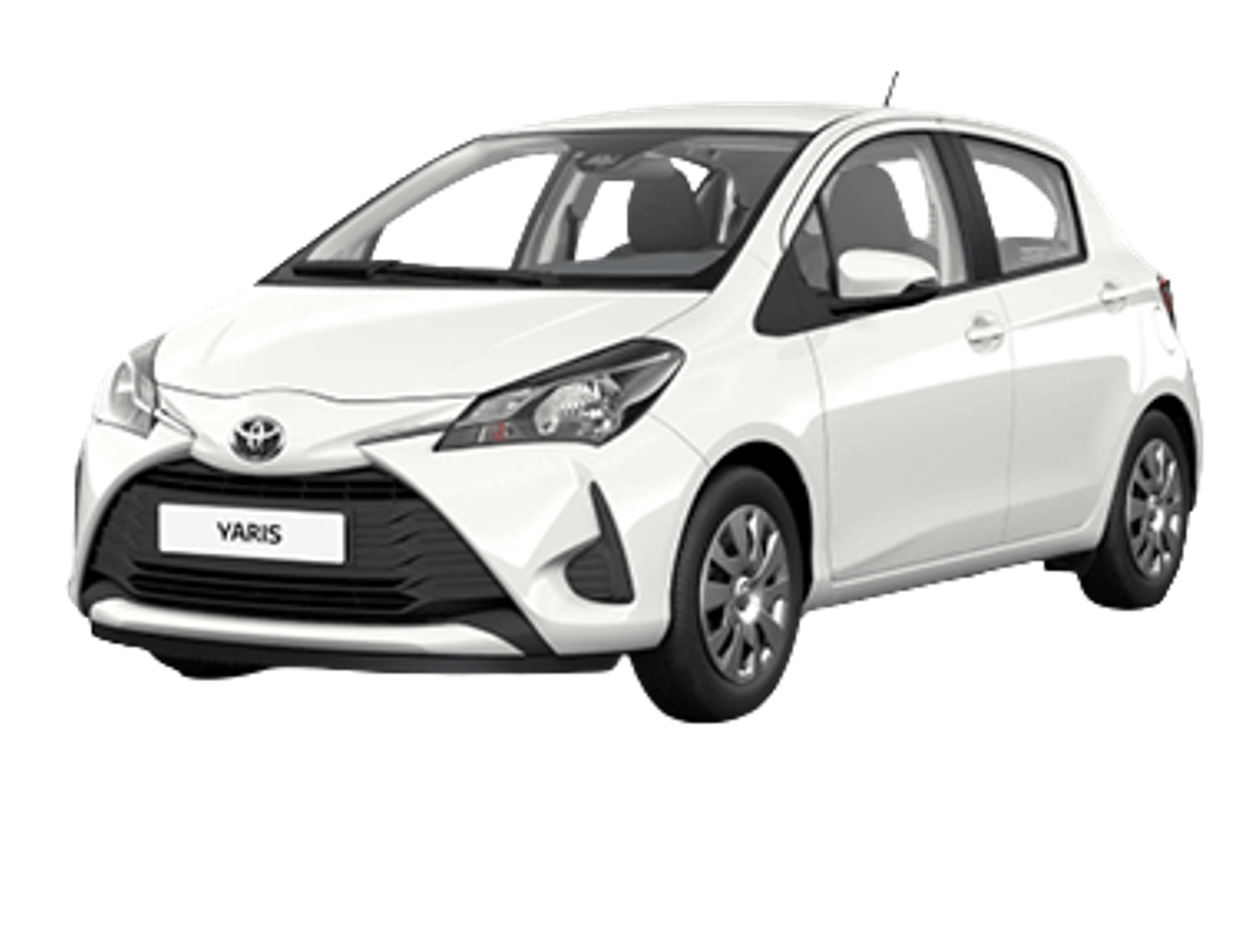 2019 Toyota Yaris  banner