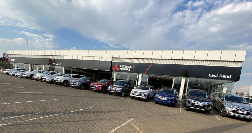 Mitsubishi Motors East Rand  dealer image0