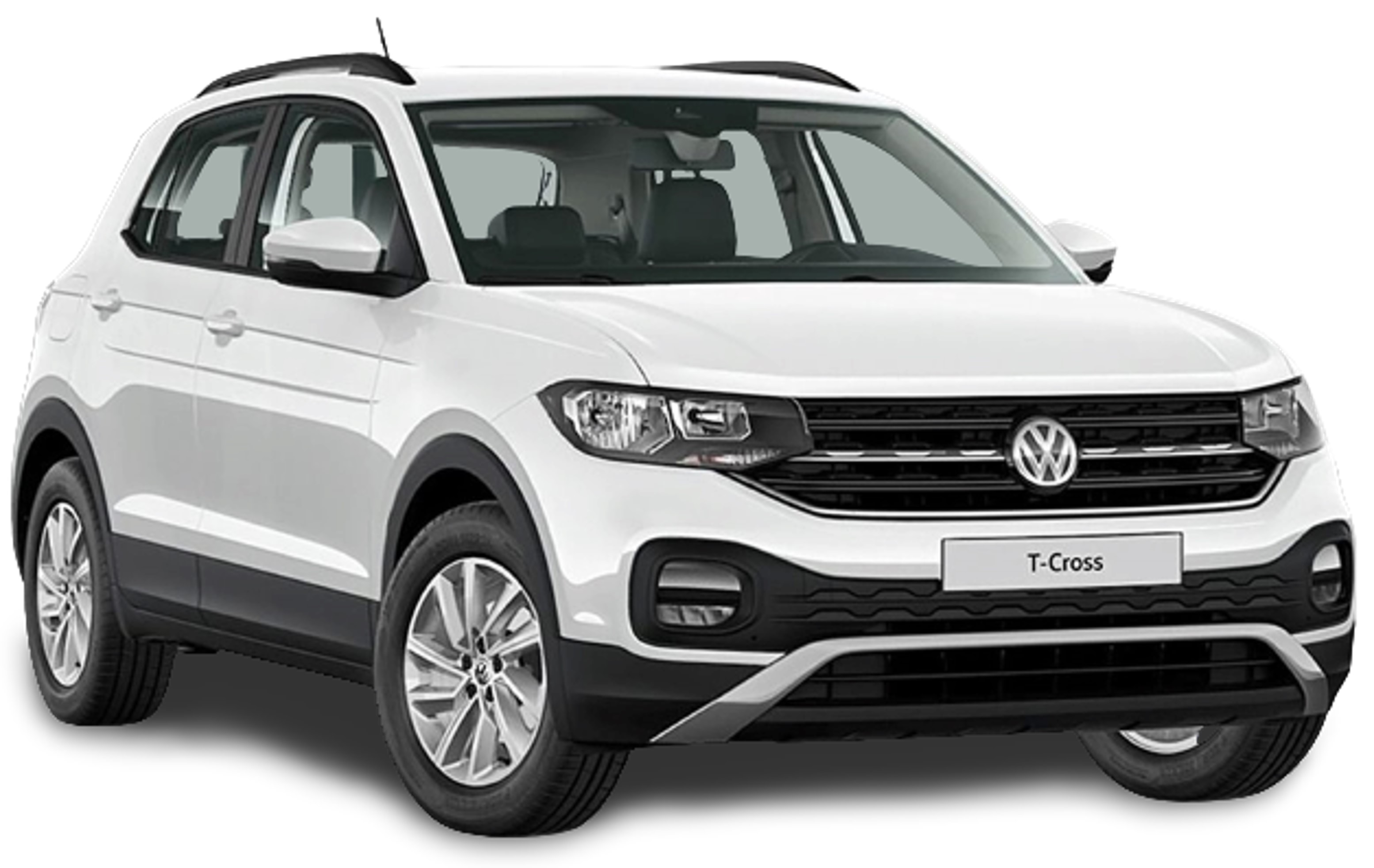 VW T-Cross from only R4 289 per month  banner