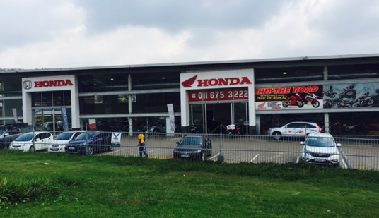 Honda Wing Westrand dealer image0