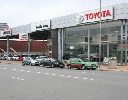 Motus Toyota City dealer image0