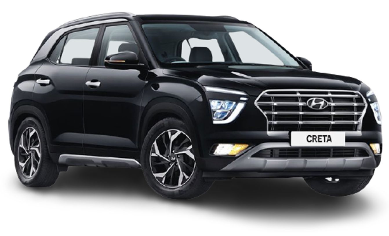 Hyundai Creta 1.5 M/T from only R5 299pm banner