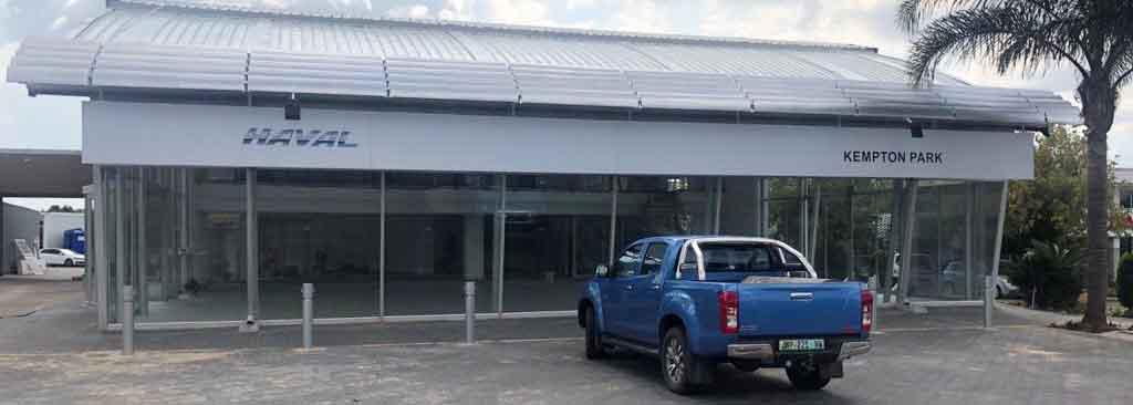 Motus opens first Haval dealership