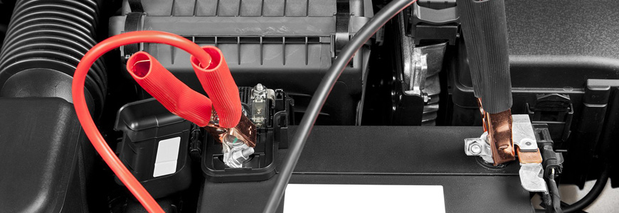 How to safely jump-start your vehicle