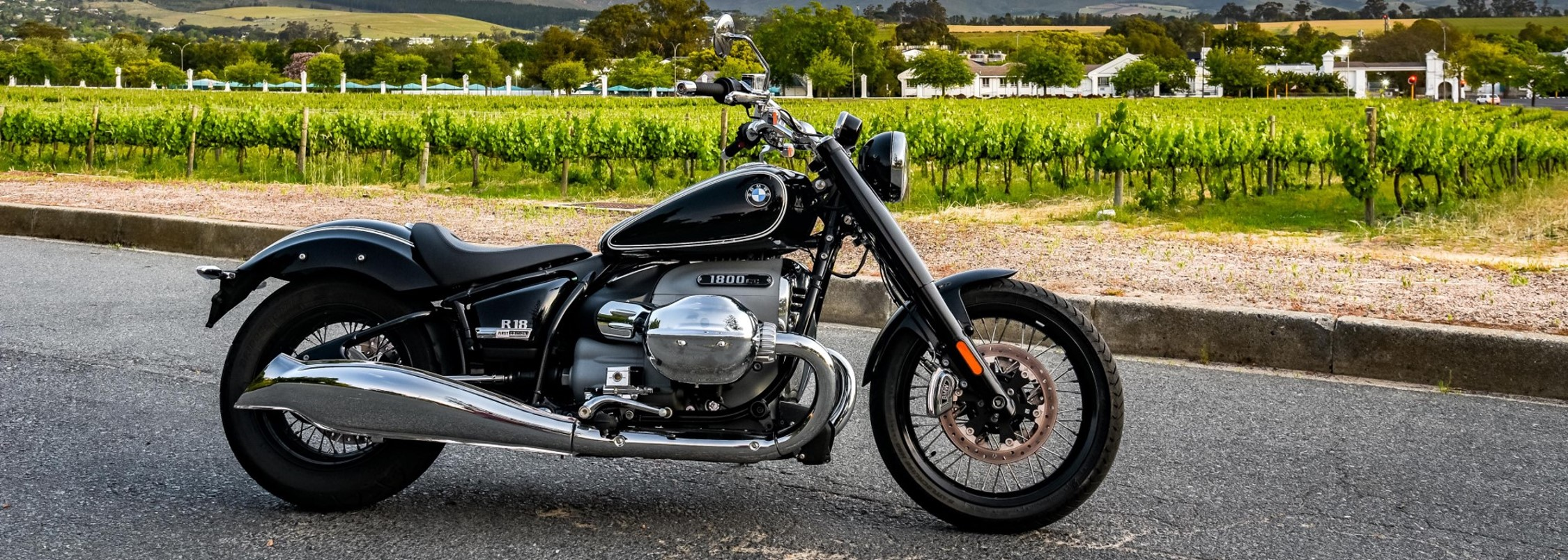 BMW R18 cruises into South Africa