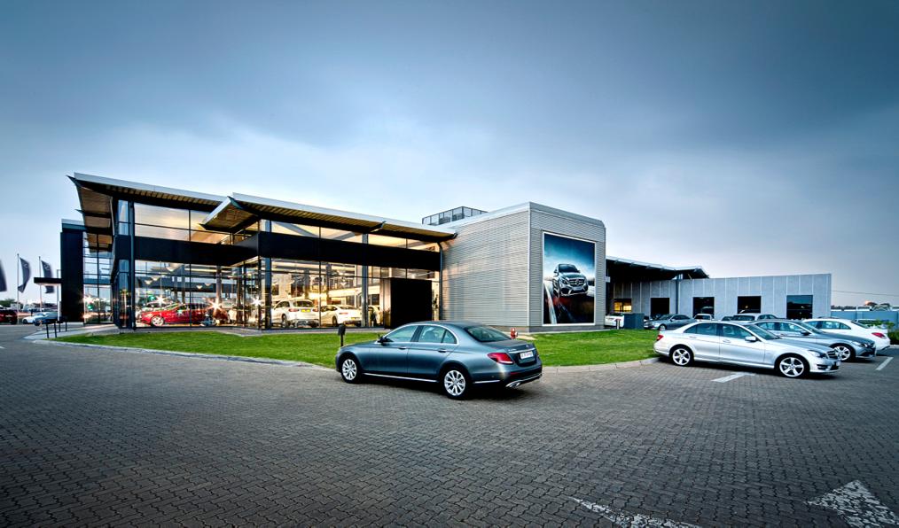 Mercedes-Benz East Rand Mall dealer image0