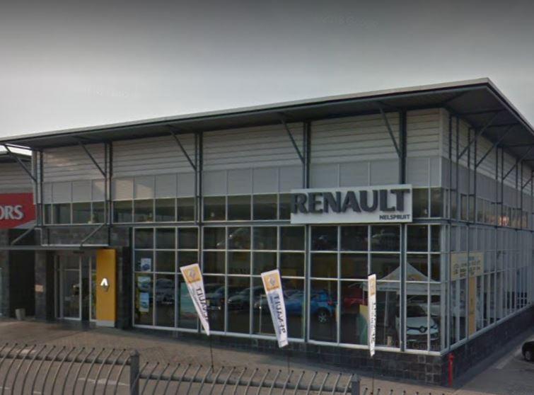 Motus Renault Nelspruit dealer image0