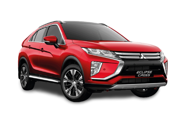 Demo Mitsubishi Eclipse Cross from only R309 995 banner