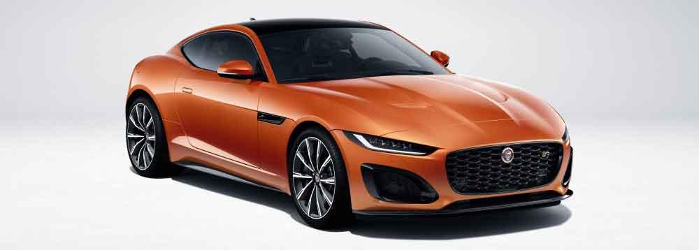 Jaguar F-Type range expanded