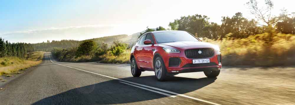 New Jaguar E-Pace goes on sale in SA
