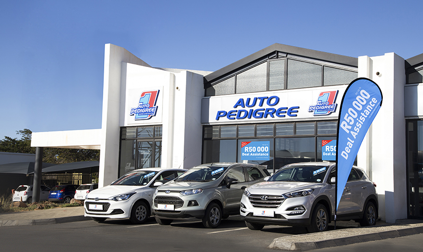 Auto Pedigree Southgate  dealer image0
