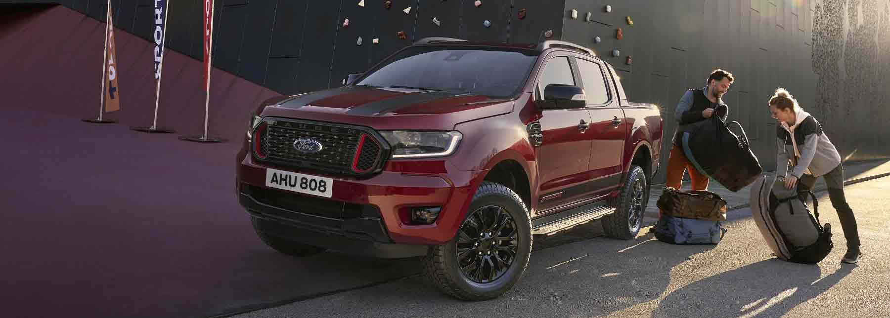 Ford Ranger Stormtrak confirmed for local introduction