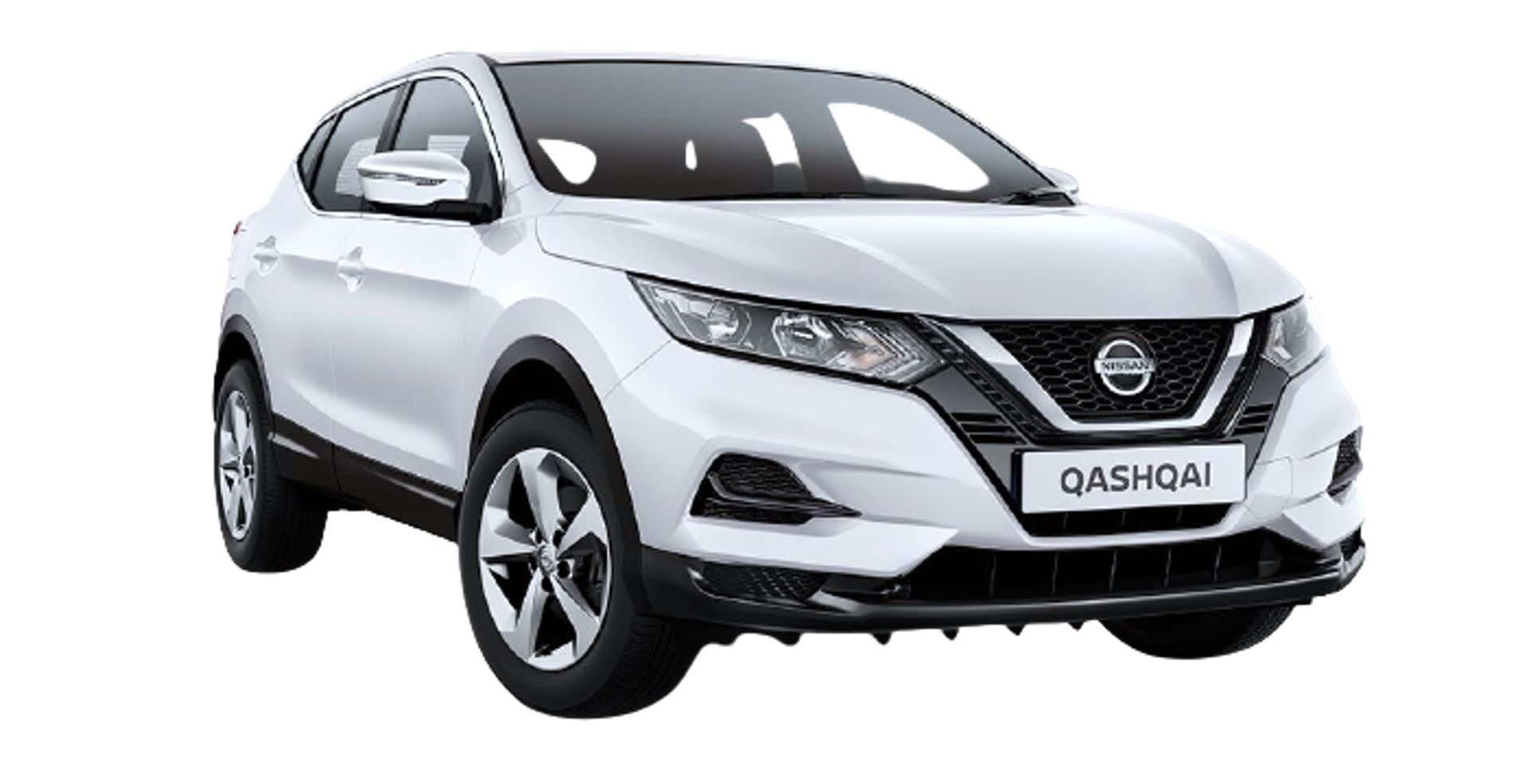 Nissan Qashqai Turbo Visia from R394 900 or R3 299pm banner