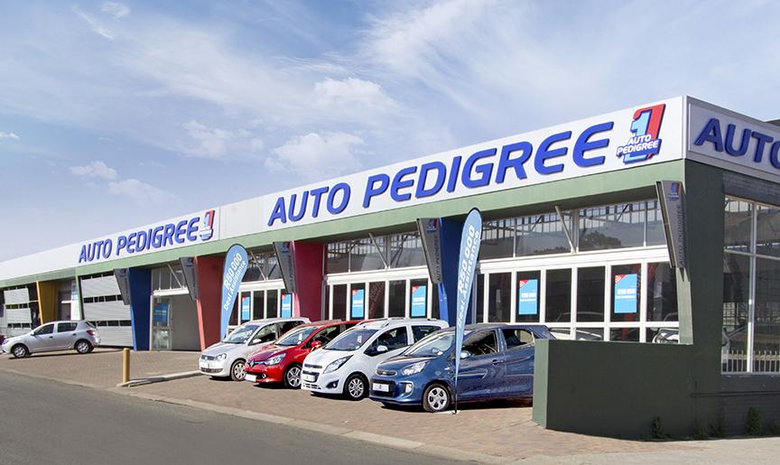 Auto Pedigree Kroonstad  dealer image0
