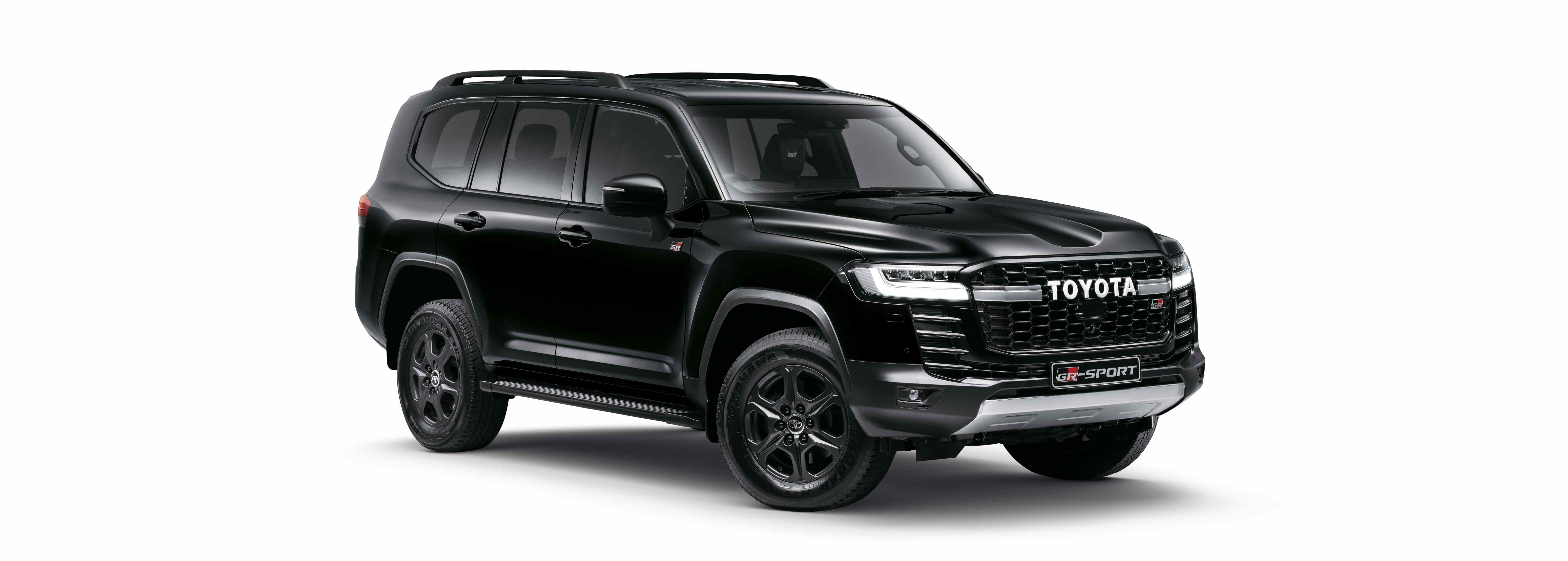 Toyota Land Cruiser 300 to go on sale soon