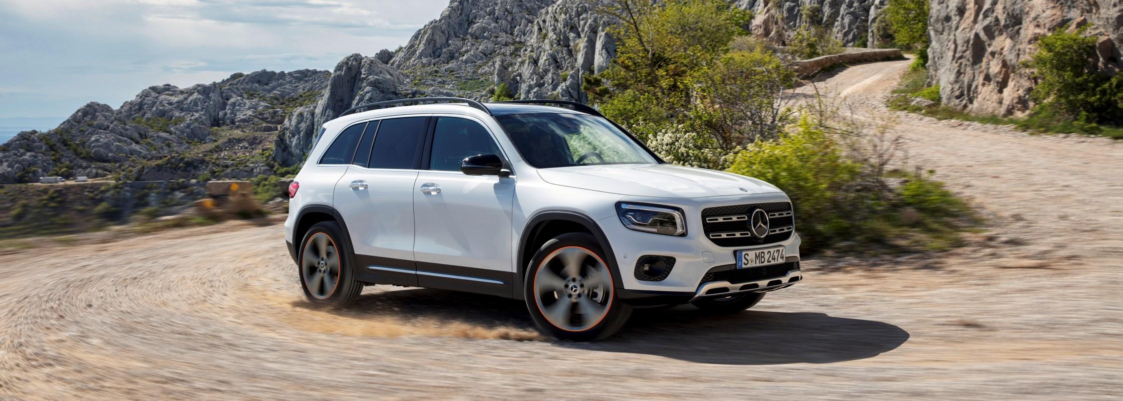 Mercedes-Benz updates SUV range