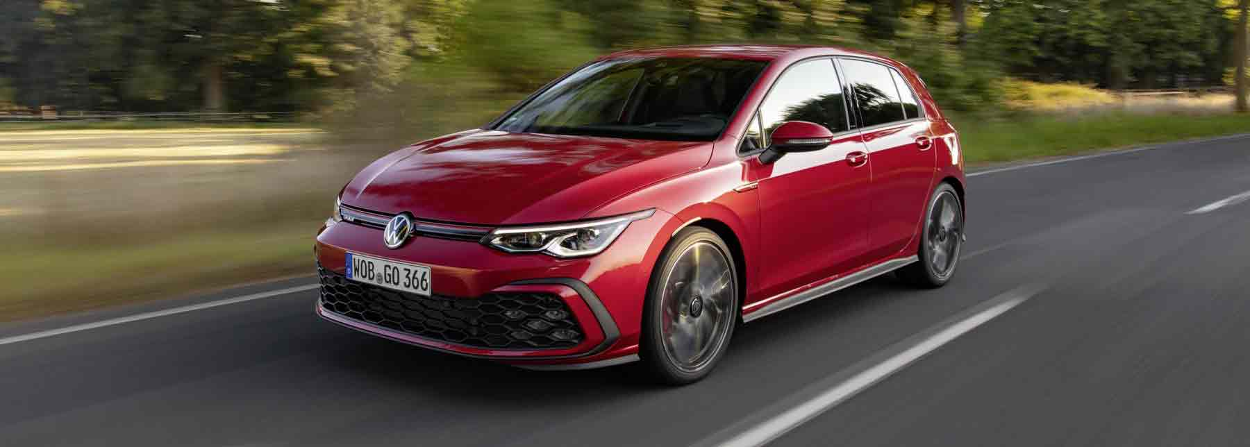 Specification and pricing of VW Golf 8 GTI announced