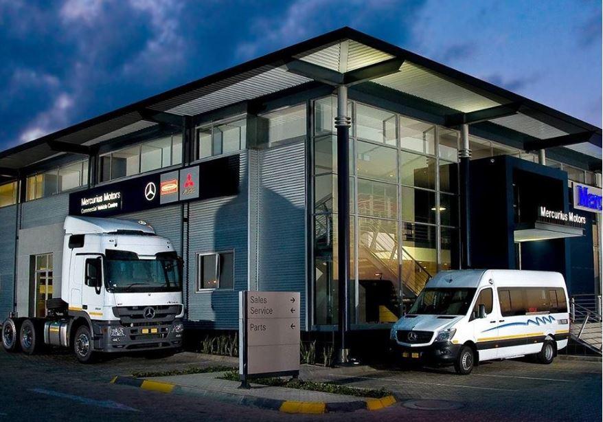 Mercurius Polokwane Commercial  dealer image0