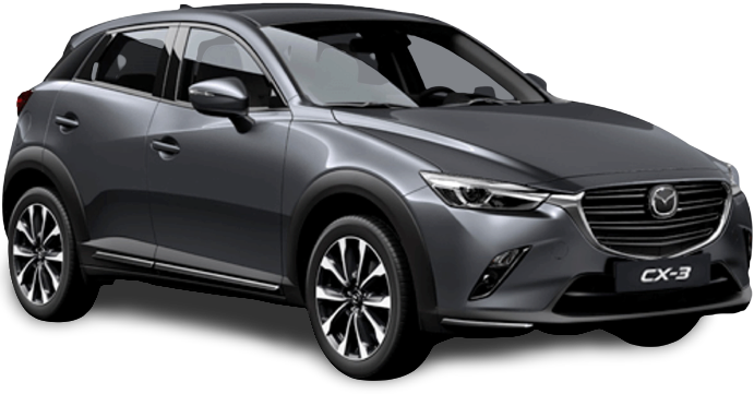 Mazda CX-3 2.0L Active 6MT from only R4 230pm banner