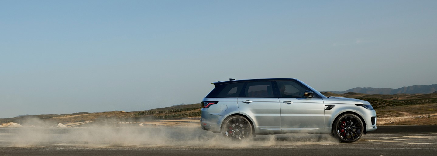 Ranger Rover Sport video-banner