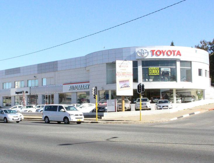 Motus Toyota Randburg dealer image0