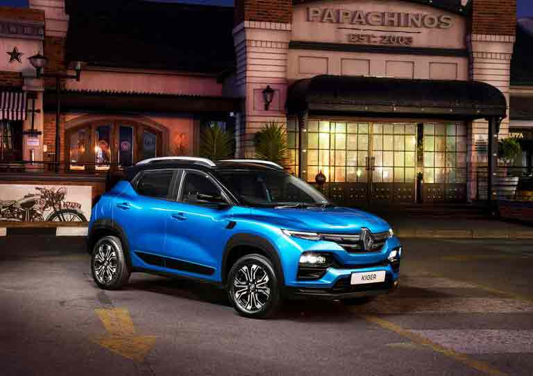 Renault Kiger launches in South Africa blog card image