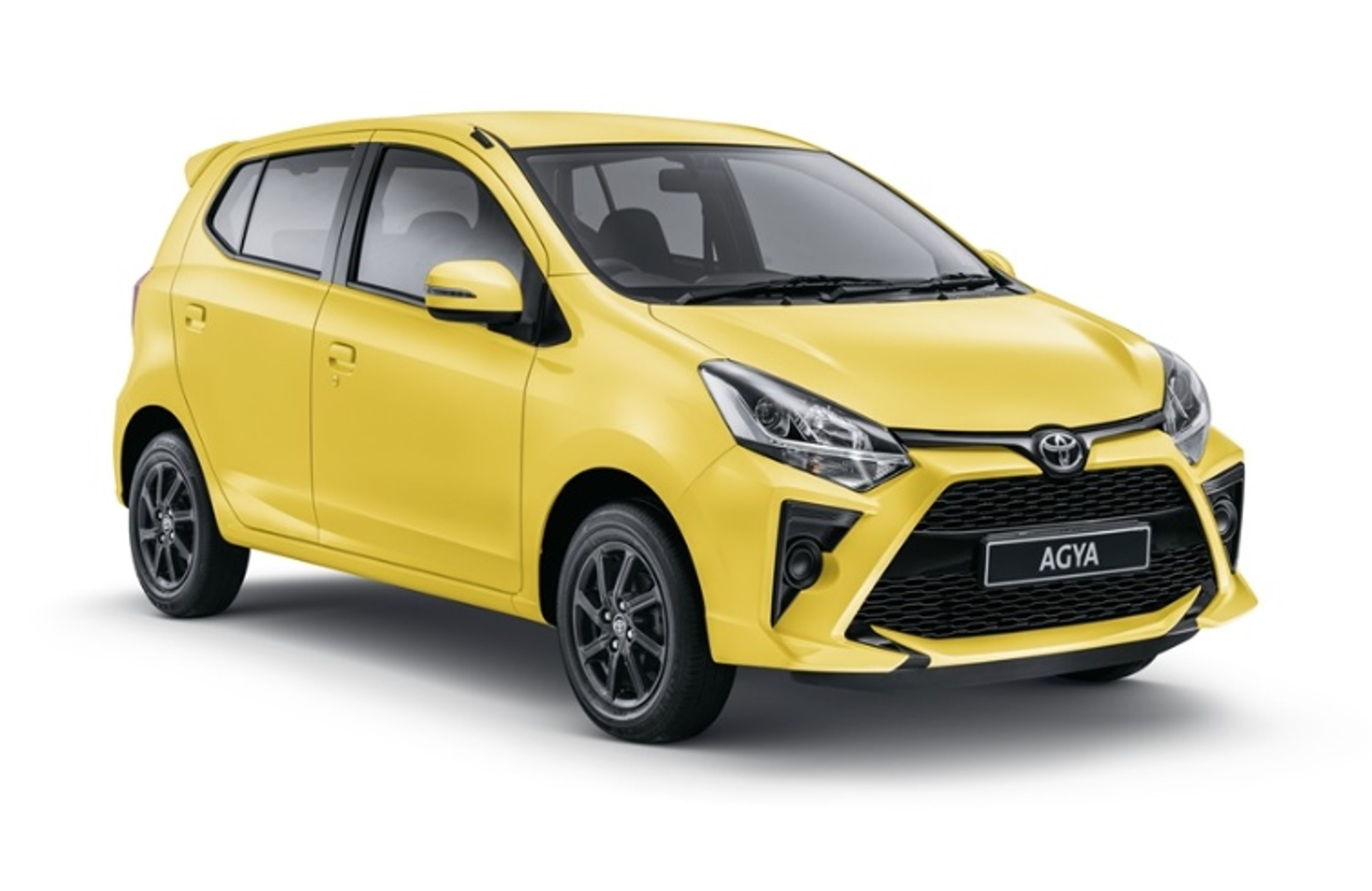 Toyota Agya from only R2 299pm banner