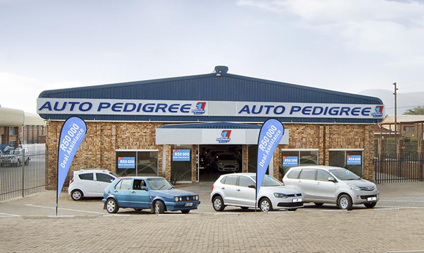 Auto Pedigree Burgersfort