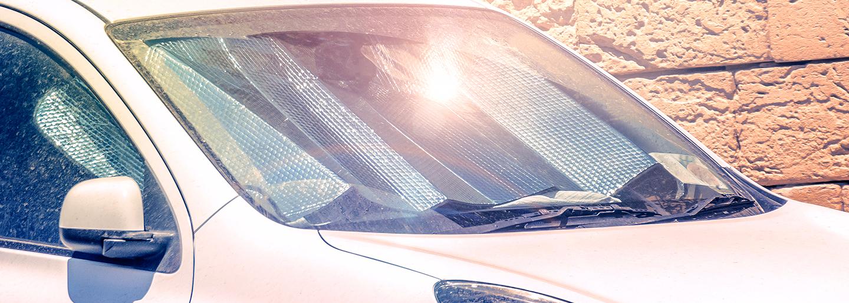 Car Hack: DIY Sun visor