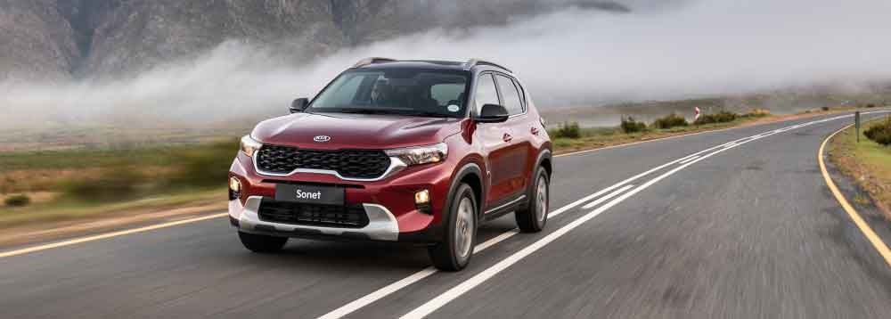 The Kia Sonet will start your SUV journey