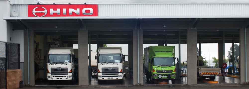 Hino dominates Customer Satisfaction survey