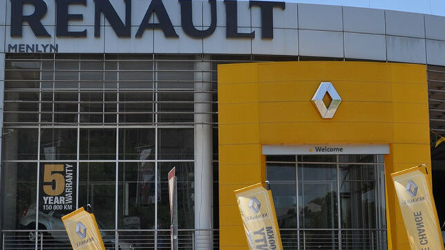 Renault Menlyn dealer image0
