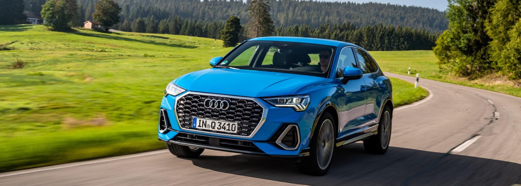 Audi expands Q3 range