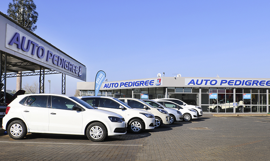 Auto Pedigree Menlyn  dealer image0