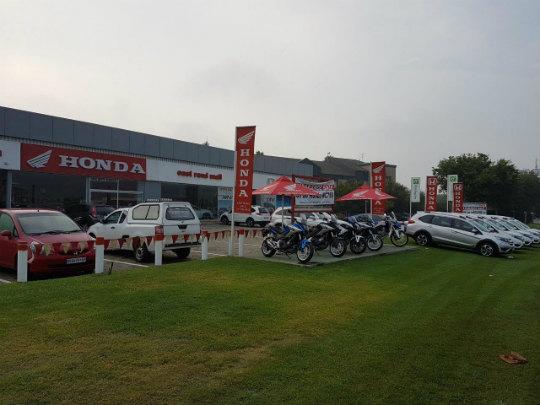 Motus Honda East Rand Mall dealer image0