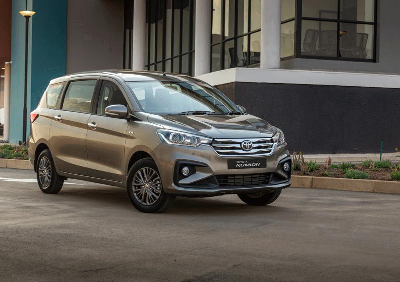 Toyota Rumion lands in Mzansi blog card image