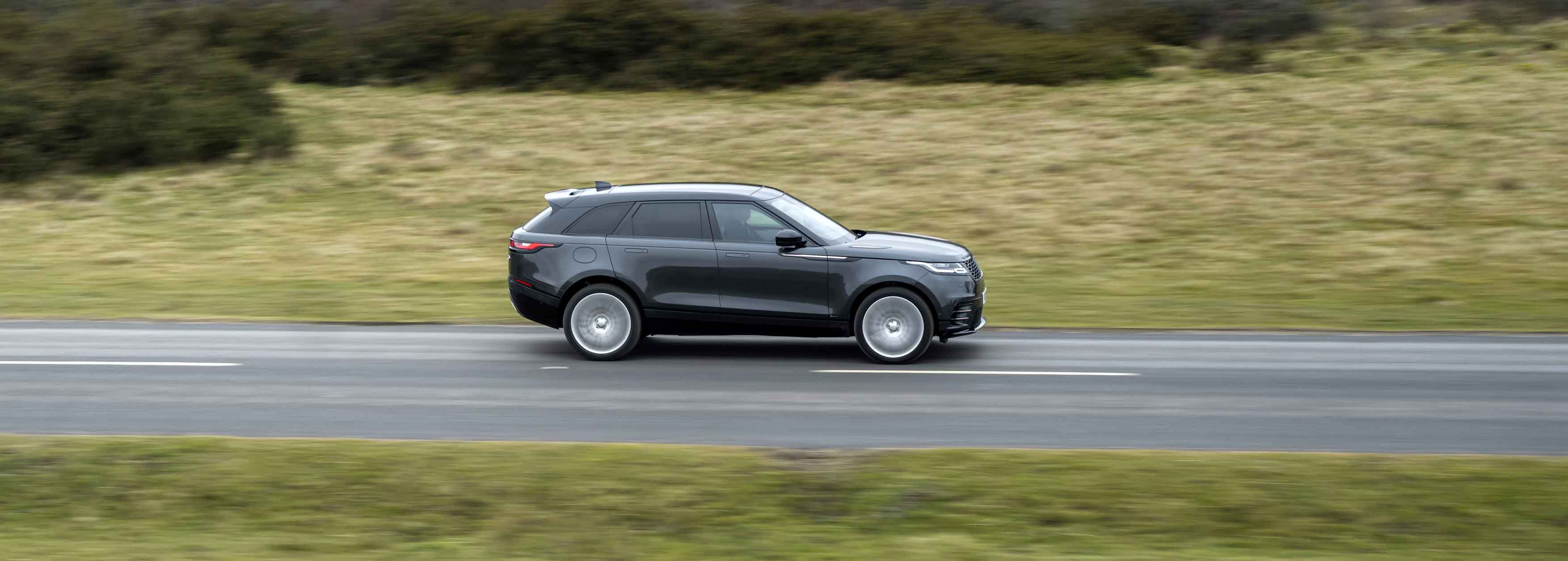 Range Rover Velar now offered with wider variety of engines