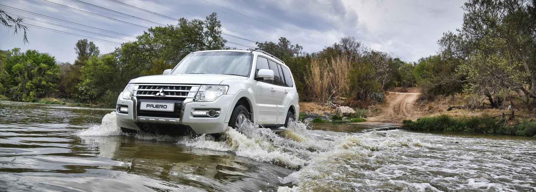 Mitsubishi announces Pajero Legend 100