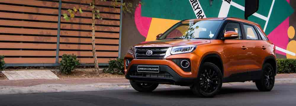 Toyota Urban Cruiser Xs offers excellent value for money