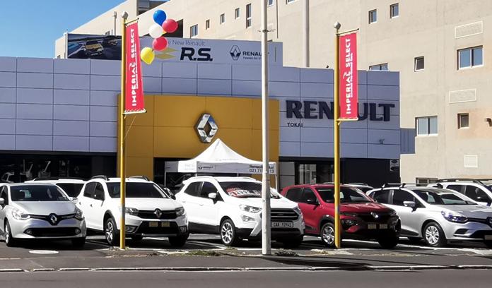 Motus Renault Tokai  dealer image0