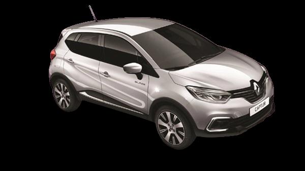 Renault Captur  banner