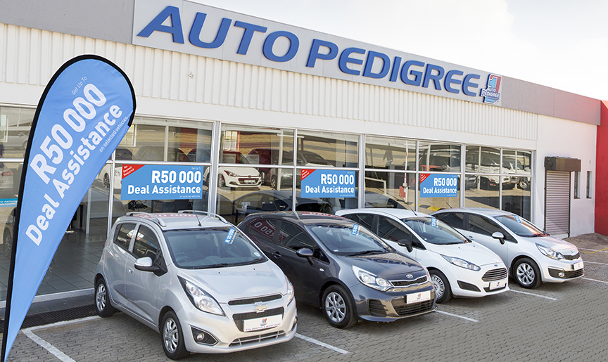 Auto Pedigree Westgate  dealer image0