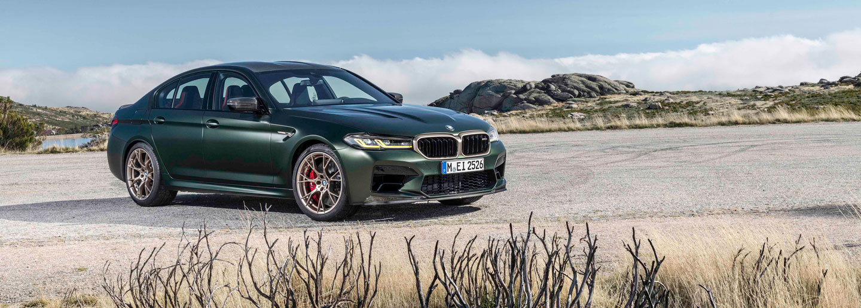 BMW M5 CS Special Edition heading to SA