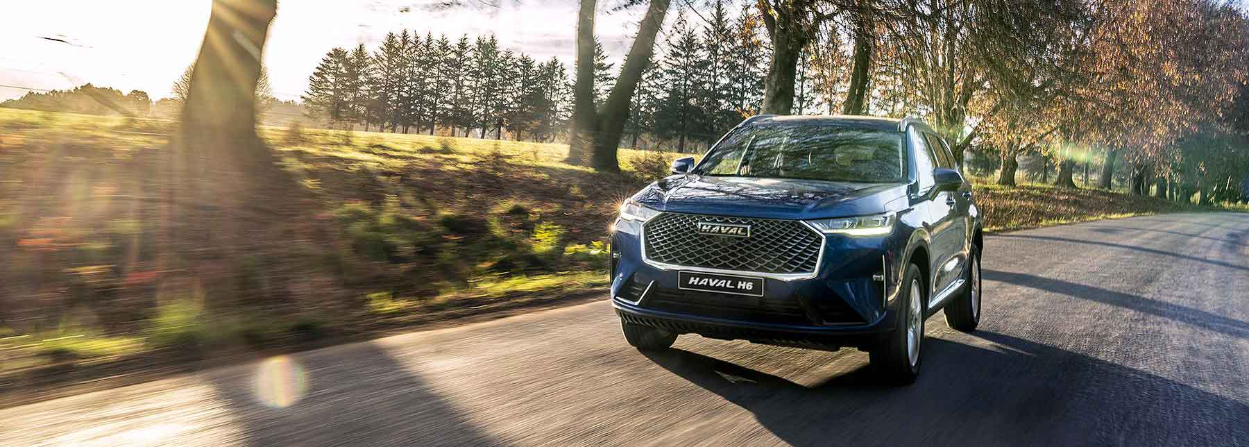 Third generation Haval H6 arrives in SA
