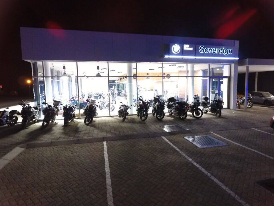 Motorrad Bloemfontein